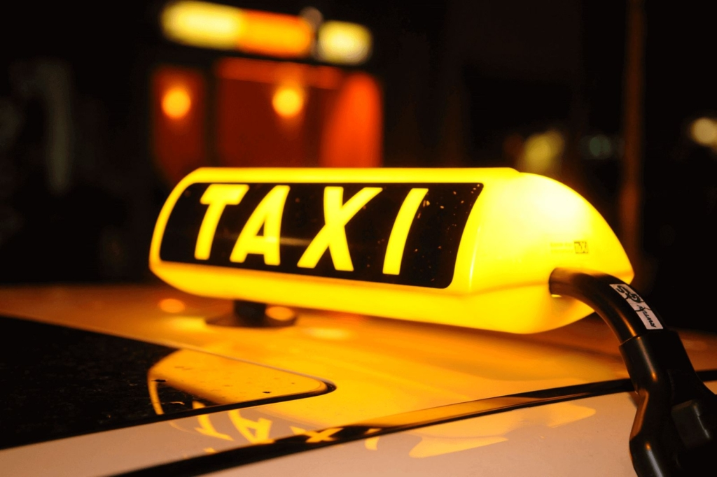 Taxileuchte